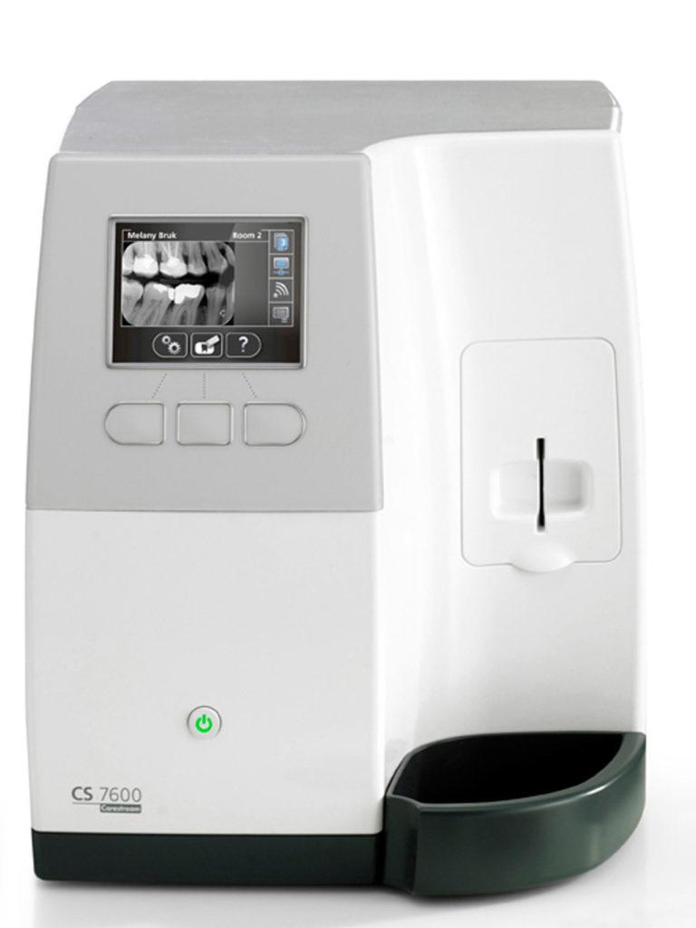 CS7600 σύστημα ψηφιοποίησης με πλάκες φωσφόρου carestream dental