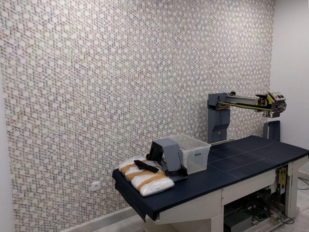 Εγκατάσταση ακτινοδιαγνωστικών μηχανημάτων στη Medi One