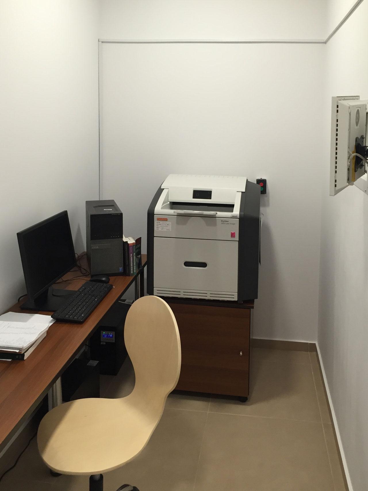 Διαμόρφωση διαγνωστικού κέντρου και εγκατάσταση εξοπλισμού