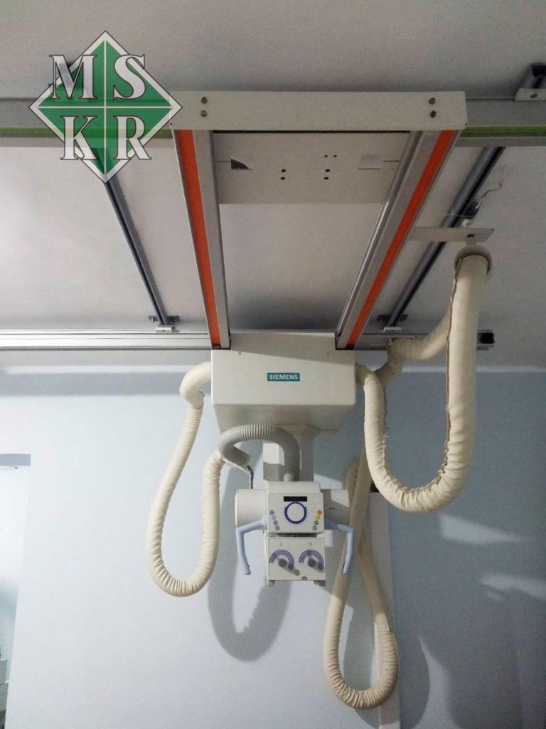 εγκατάσταση εξοπλισμού kliniki logli medical systems aktinologika panoramika