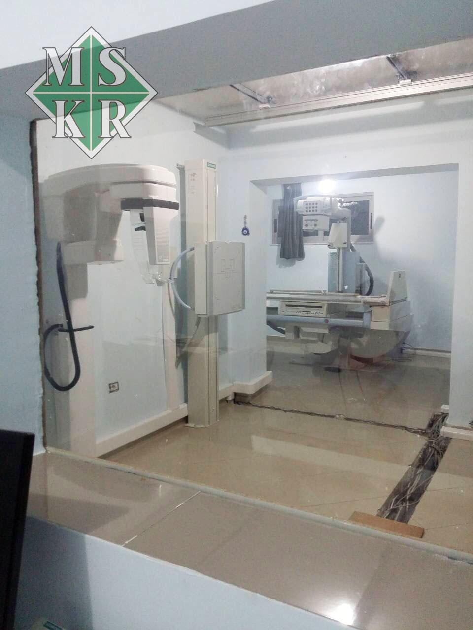 εγκατάσταση εξοπλισμού klinika logli medical systems aktinologika panoramika carestream dental