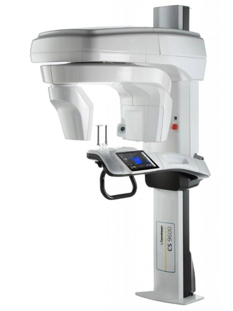 CS9600 ψηφιακό πανοραμικό μηχάνημα και ογκομετρικός τομογράφος, επίσημος συνεργάτης Medical Systems