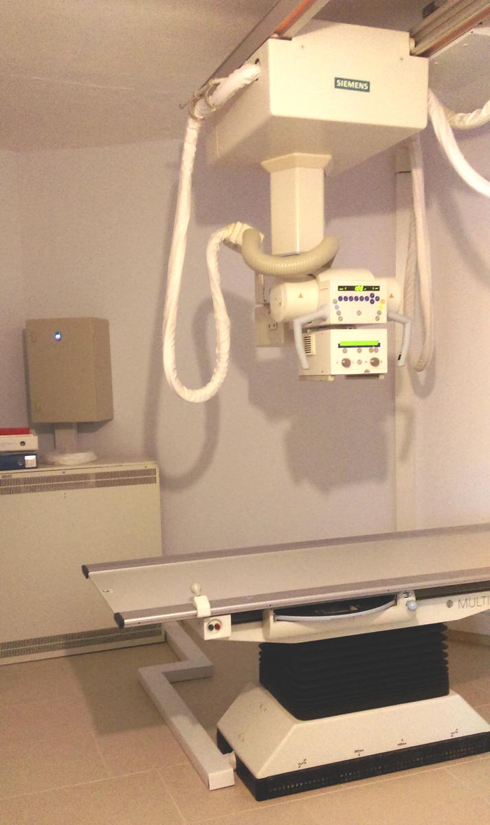 Ακτινολογικό Μηχάνημα Siemens Μultix TOP , aktinologiko από την Μedicalsystems