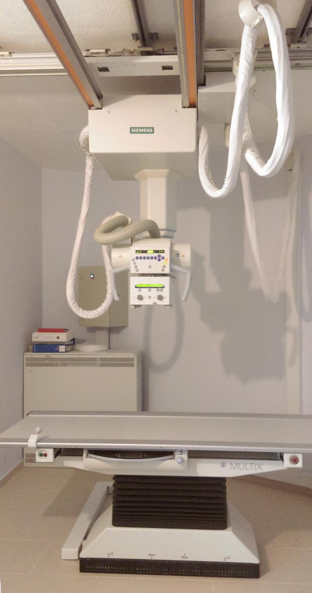 Ακτινολογικό σύστημα Siemens