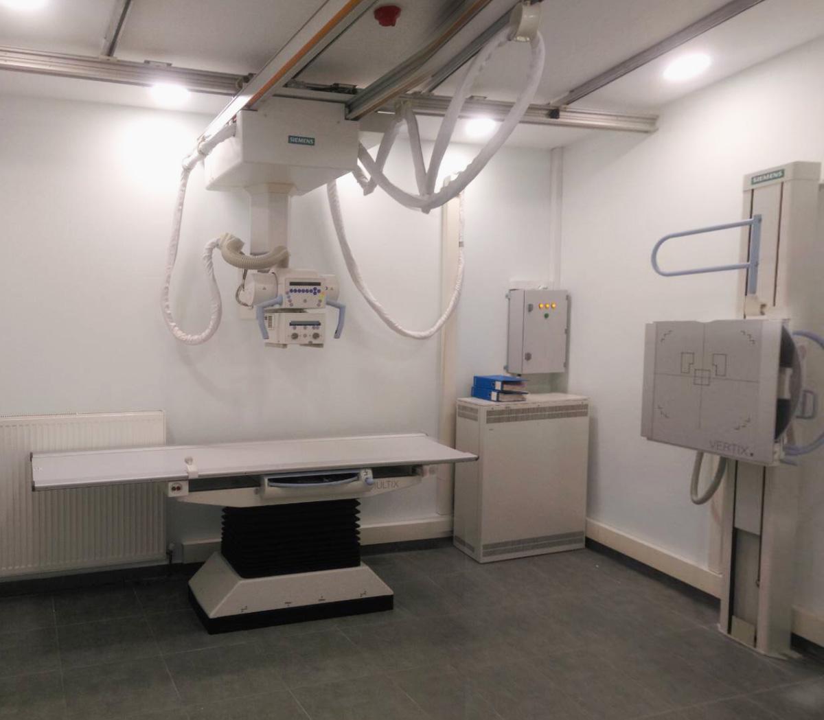 Ακτινολογικό μηχάνημα Siemens aktinologiko από την medicalsystems