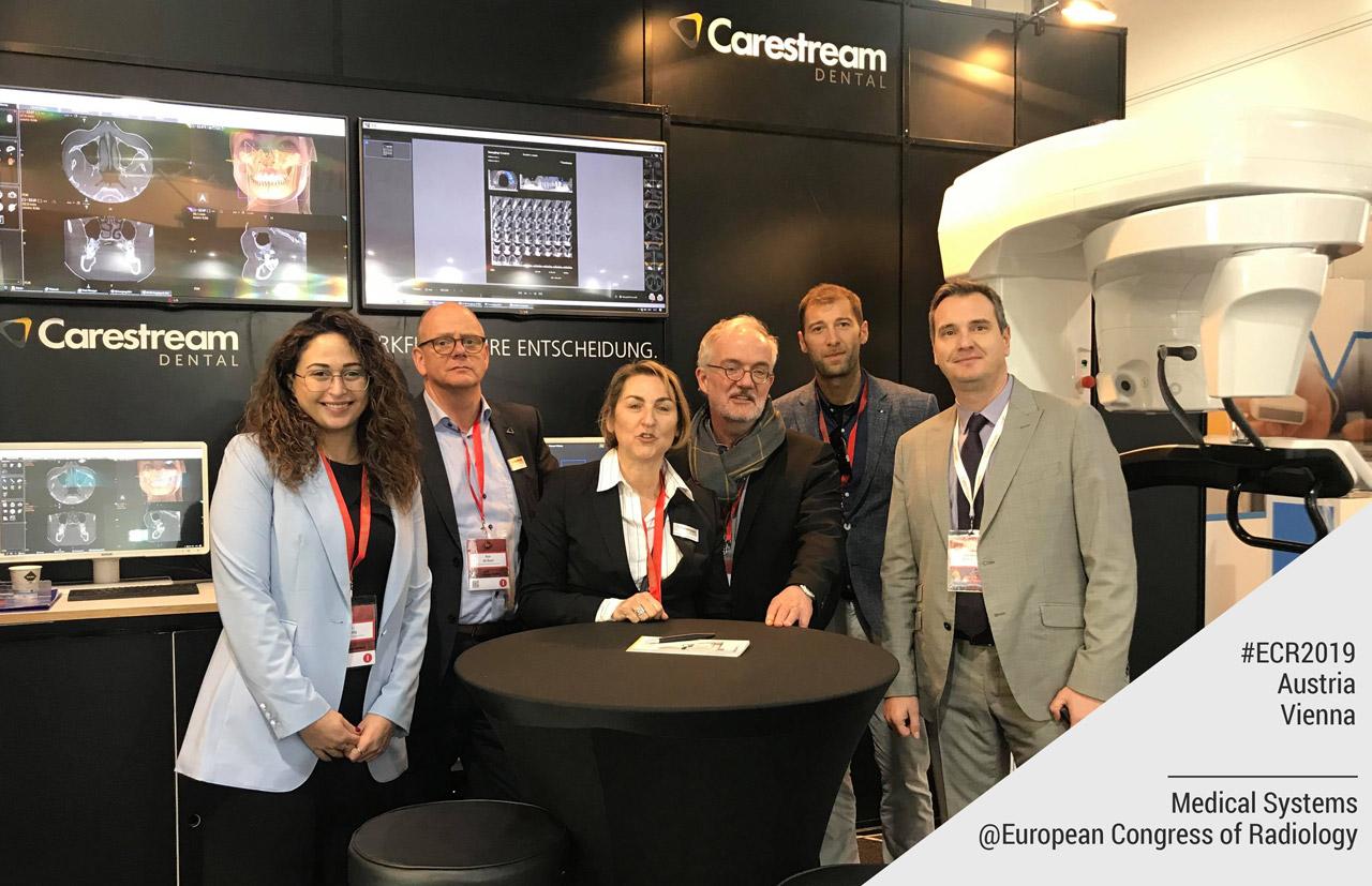 Η Medical Systems στο ECR 2019 στη Βιέννη