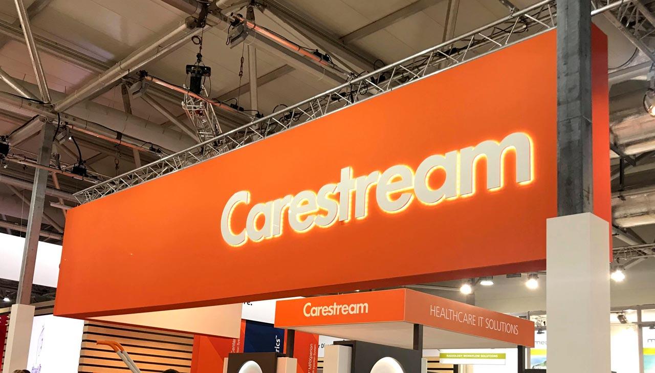 Η Medical Systems στο ECR 2019 στη Βιέννη stand Carestream