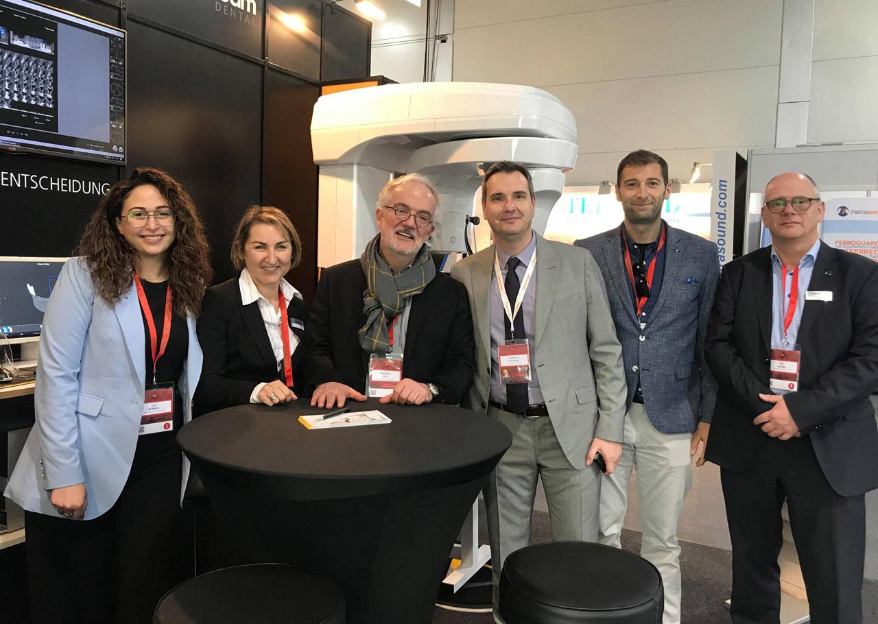 Η Medical Systems στο ECR 2019 στη Βιέννη στο περίπτερο της Carestream Dental